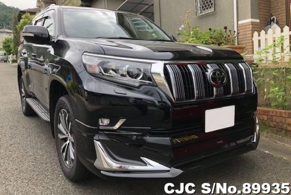 2020 Toyota / Land Cruiser Prado Stock No. 89935