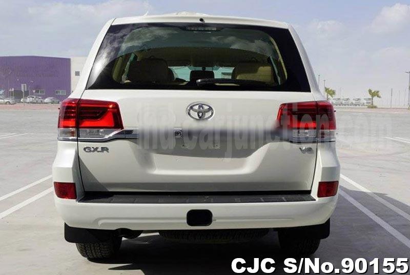 2020 Toyota / Land Cruiser Stock No. 90155
