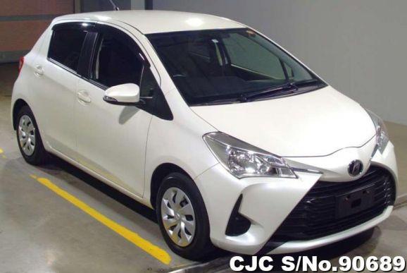 2017 Toyota / Vitz KSP130