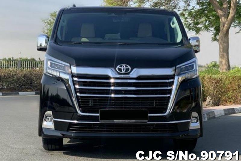 2020 Toyota / Granvia Stock No. 90791