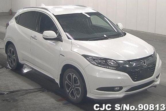 2015 Honda / Vezel Hybrid RU3
