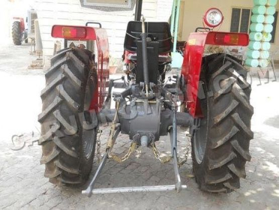 New MF Tractor