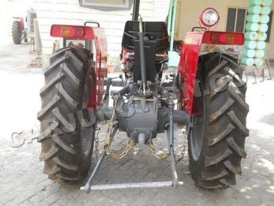 New MF Tractor