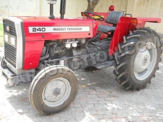 New Massey Ferguson Tractor in Botswana