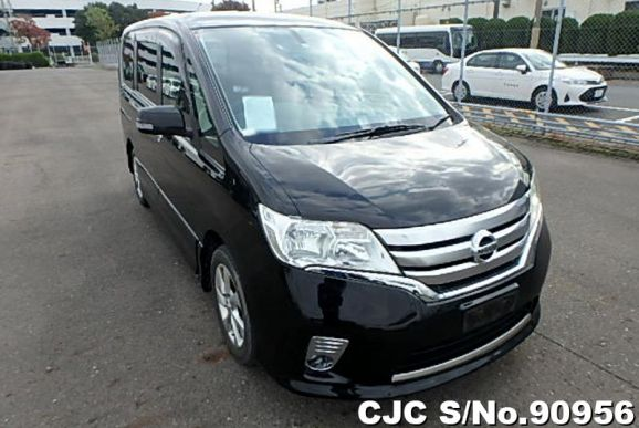 2011 Nissan / Serena Stock No. 90956