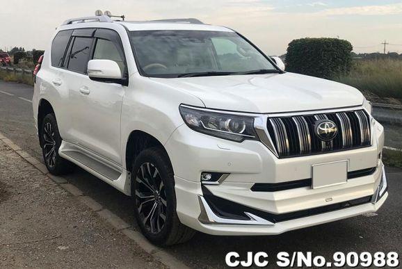 Toyota Land Cruiser Prado 2017 TX-L