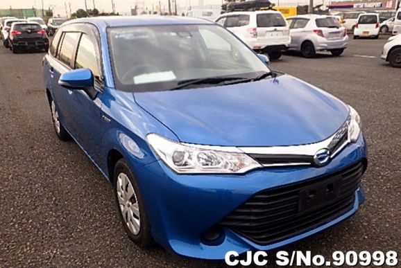 2017 Toyota / Corolla Fielder Stock No. 90998