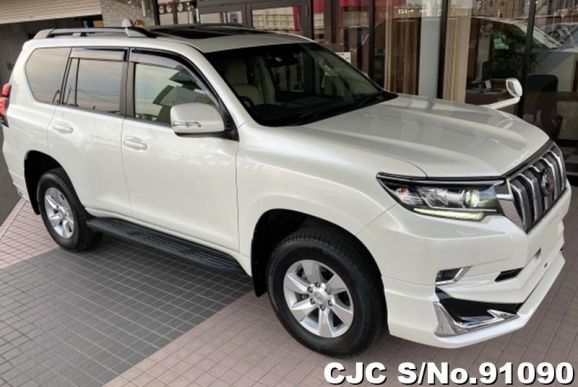 2017 LAND CRUISER PRADO TX-L Package