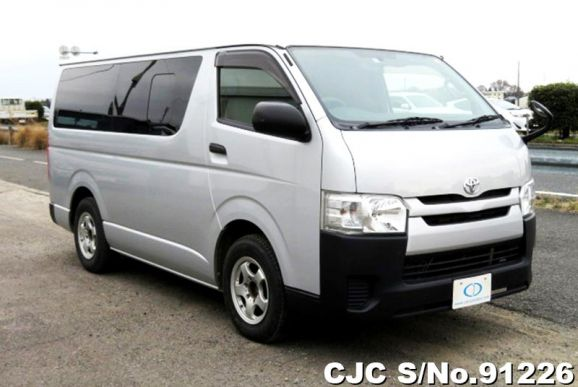 2015 Toyota / Hiace Stock No. 91226
