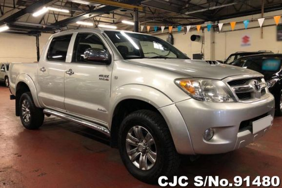 2007 Toyota / Hilux Stock No. 91480