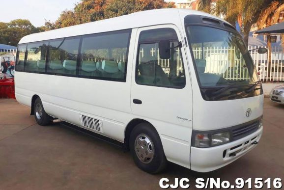 2003 Toyota / Coaster Stock No. 91516