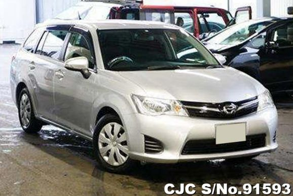 2012 Toyota / Corolla Fielder Stock No. 91593