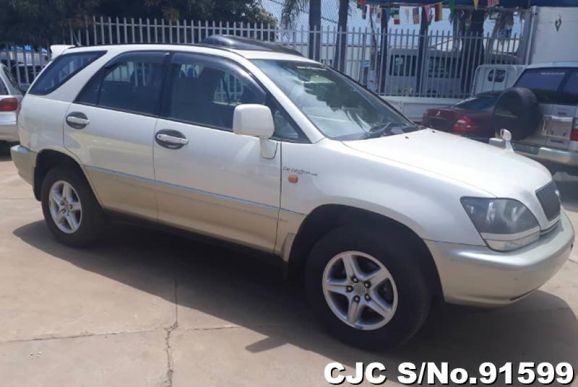 2000 Toyota / Harrier Stock No. 91599