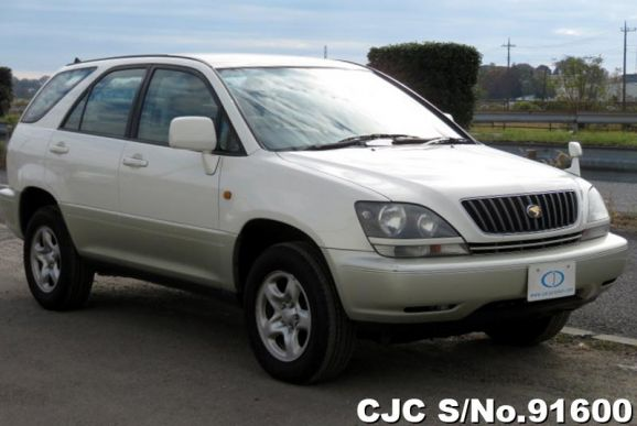 1999 Toyota / Harrier Stock No. 91600