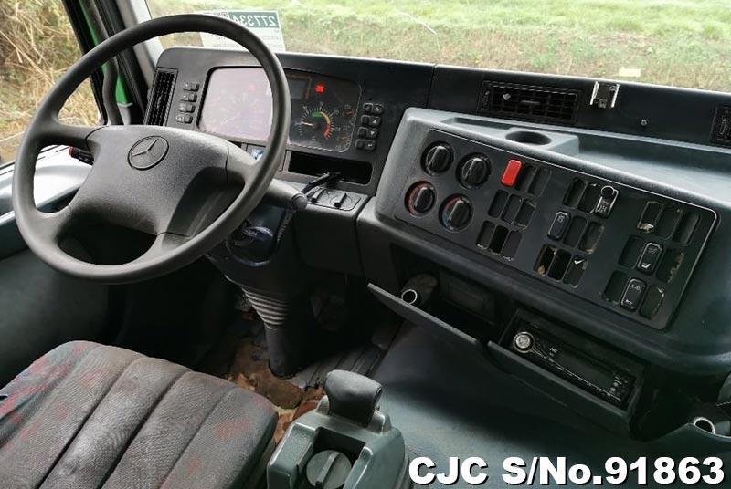 2000 Mercedes Benz / Actros Stock No. 91863