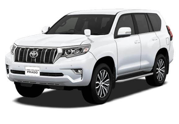 Brand New Toyota LAND CRUISER PRADO
