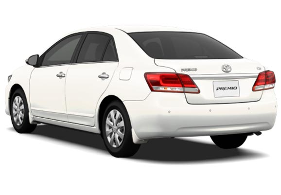 Brand New Toyota Premio For Sale Japanese Cars Exporter
