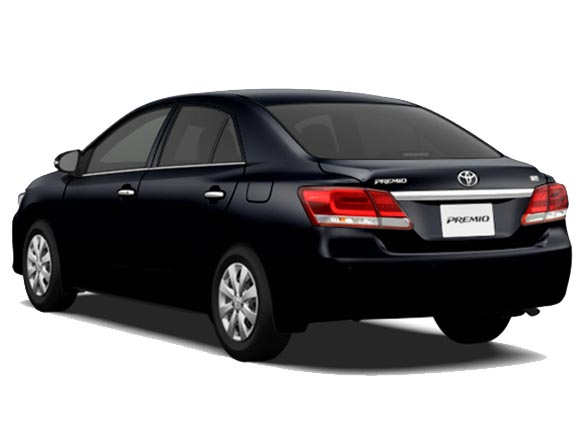 Brand New Toyota Premio for Sale | Japanese Cars Exporter