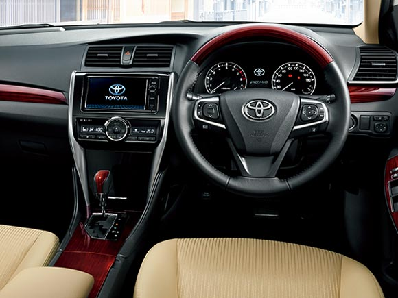 Toyota Suv Models >> Brand New Toyota Premio for Sale | Japanese Cars Exporter