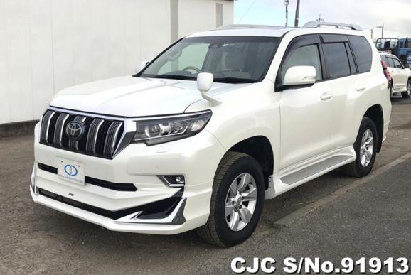 2017 Toyota LandCruiser Prado TX