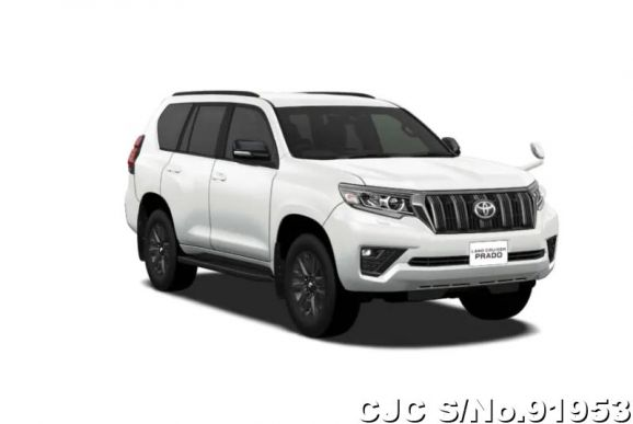 2021 Toyota / Land Cruiser Prado Stock No. 91953
