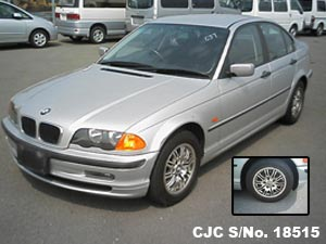 1999 BMW / 3 Series Stock No. 18515