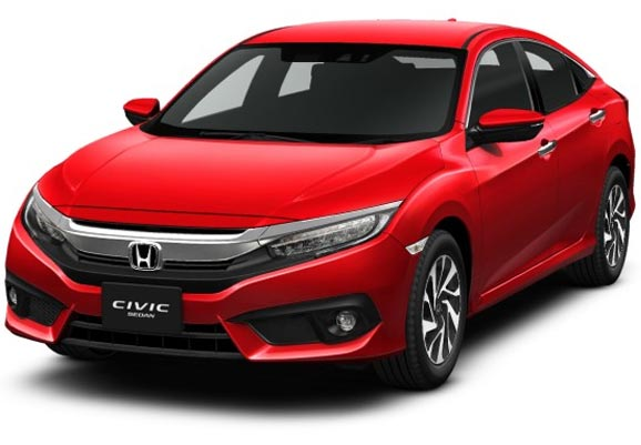 Brand New Honda CIVIC