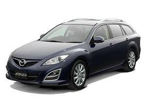 Brand New Mazda ATENZA SPORTS WAGON