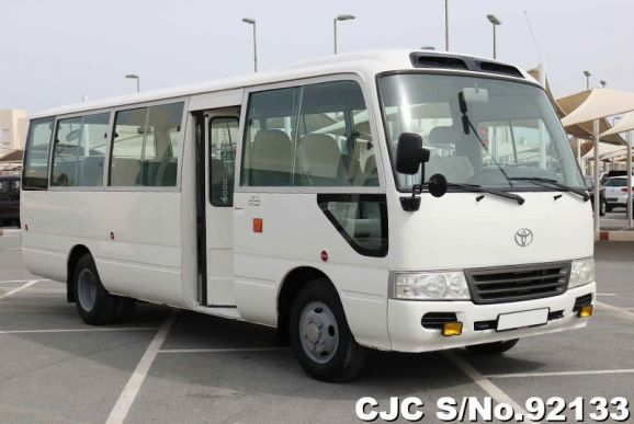 2012 Toyota / Coaster Stock No. 92133
