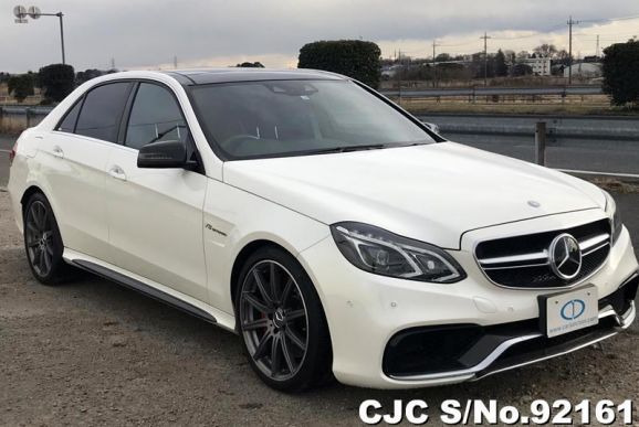 2013 Mercedes Benz / E Class Stock No. 92161