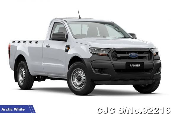 2021 Ford / Ranger Stock No. 92216