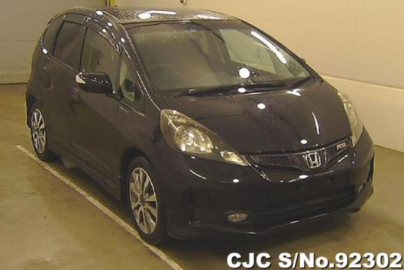2012 Honda / Fit Stock No. 92302