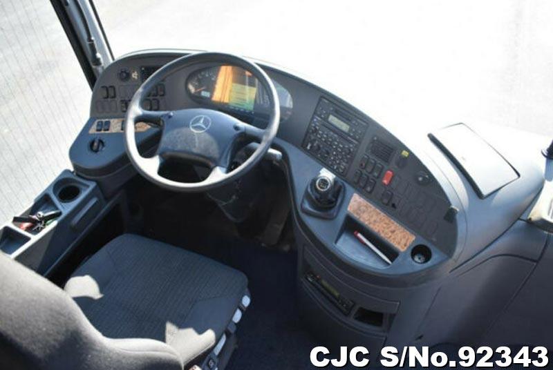 2002 Mercedes Benz / O 580 Stock No. 92343