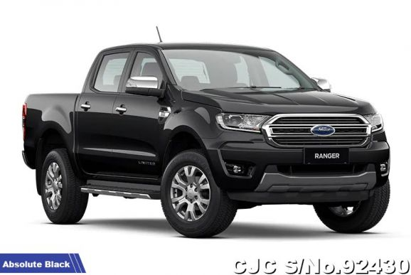 2021 Ford / Ranger Stock No. 92430