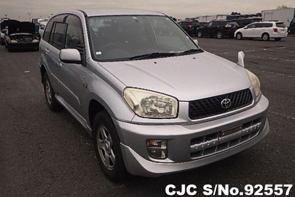 2003 Toyota / Rav4 Stock No. 92557