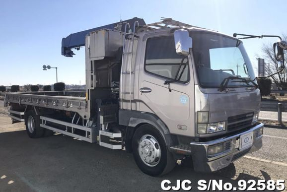 2003 Mitsubishi / Fuso Fighter Stock No. 92585