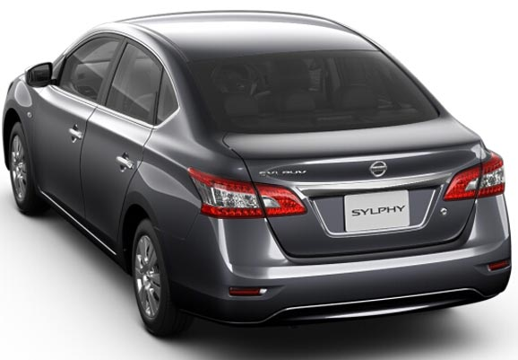 Brand New Nissan Bluebird Sylphy For Sale