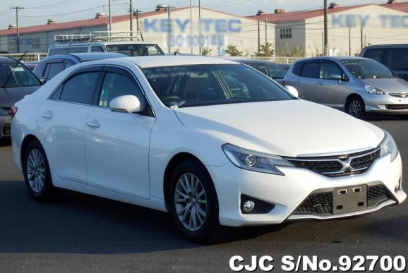 2013 Toyota / Mark X Stock No. 92700