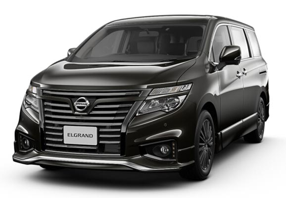 Brand New Nissan Elgrand For Sale
