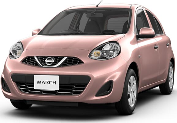 Brand New Nissan MARCH