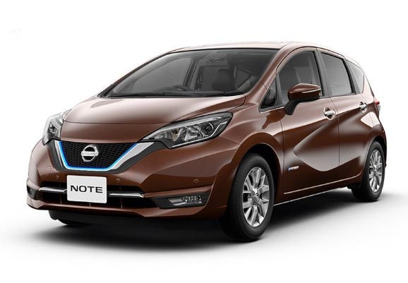 Brand New Nissan NOTE