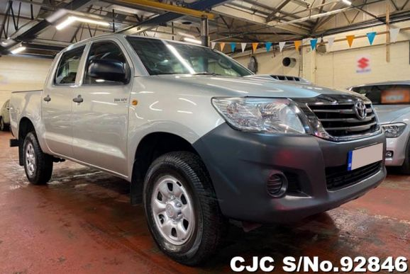 2014 Toyota / Hilux Stock No. 92846