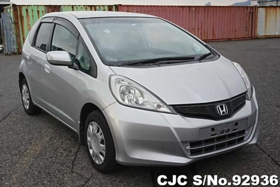 2012 Honda / Fit Stock No. 92936