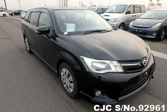 2012 Toyota / Corolla Fielder Stock No. 92961