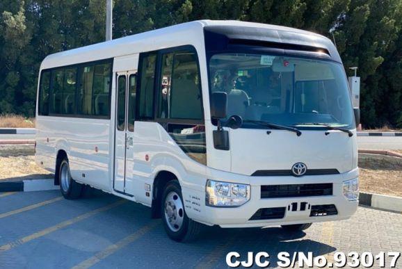 2019 Toyota / Coaster Stock No. 93017