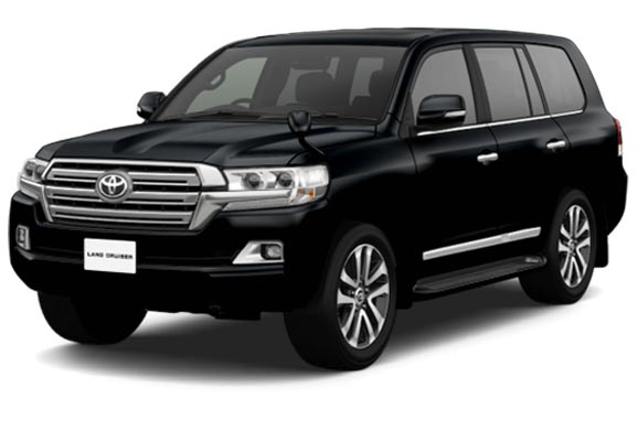 Brand New Toyota LAND CRUISER