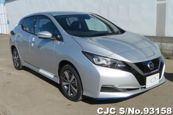 2020 Nissan / Leaf Stock No. 93158