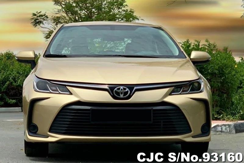 2020 Toyota / Corolla Stock No. 93160