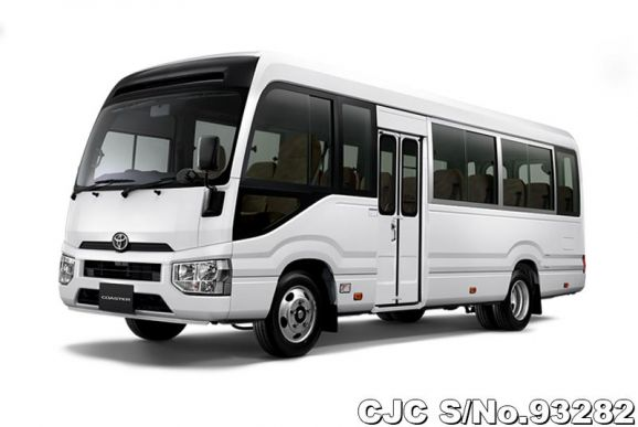 2021 Toyota / Coaster Stock No. 93282