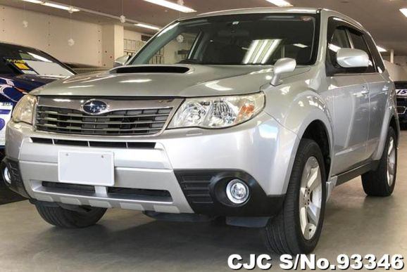 2008 Subaru / Forester Stock No. 93346